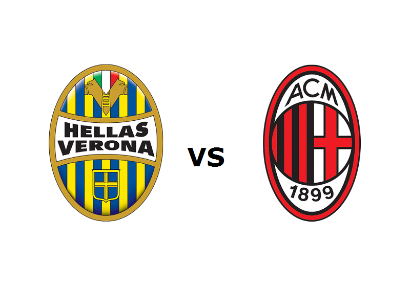 Verona Milan streaming