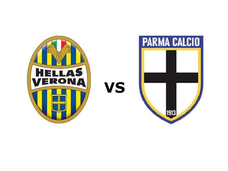 Verona Parma streaming