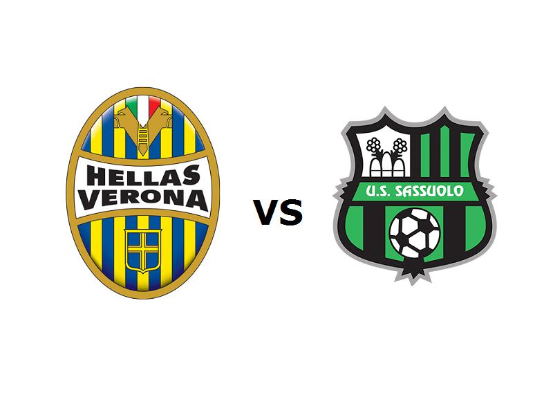 Verona Sassuolo streaming