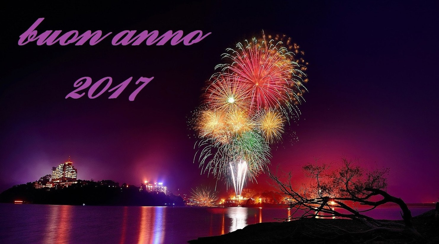 20 Aforismi di Auguri Buon Anno 2018 e F