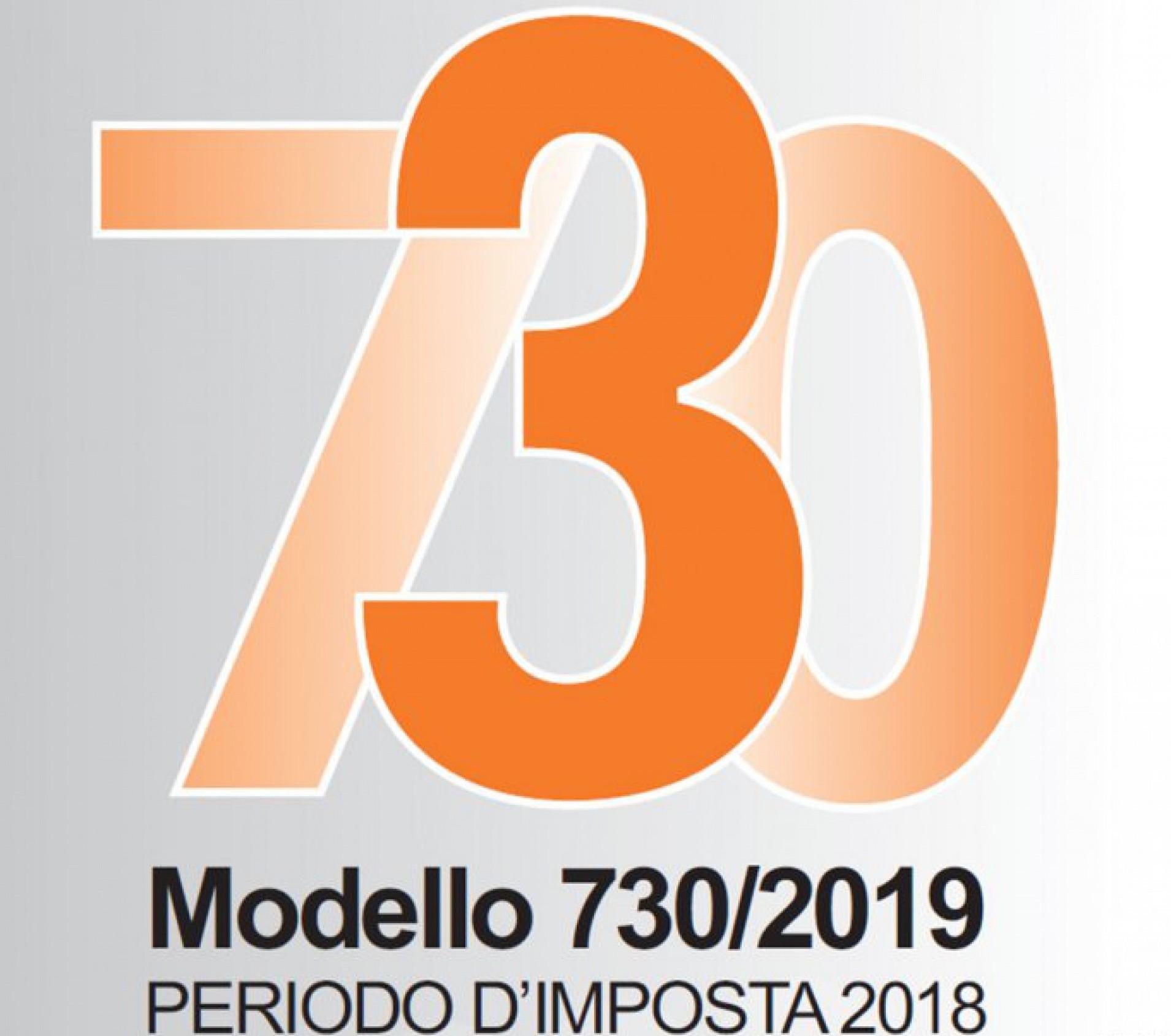 730 2019 errori come correggere se model
