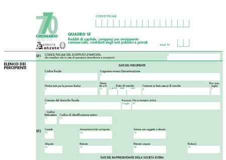 770 2016 firmata proroga da Renzi uffici