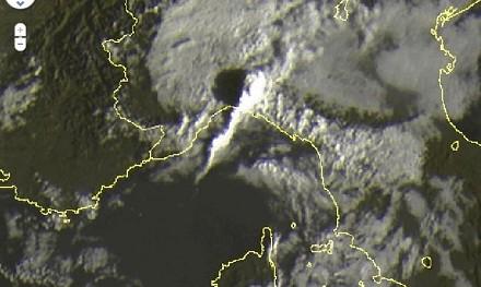 Allarme meteo Piemonte, Lombardia, Ligur