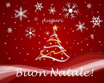 Frasi Per Auguri Di Buon Natale.Biglietti Auguri Di Buon Natale E Buone Feste Tradizionali