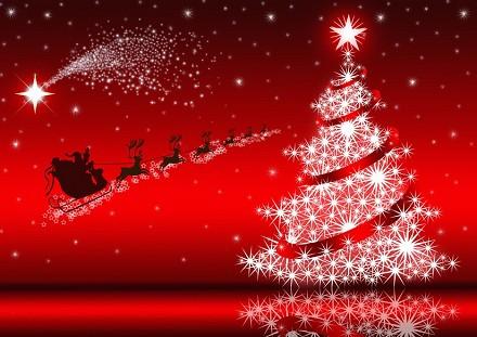 Buone Feste e auguri di Natale 2015: fra