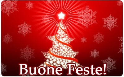 Auguri di Natale e buone feste 2015: pi�