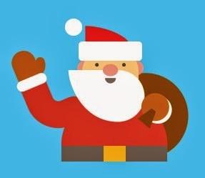 Babbo Natale 2014: seguire viaggio 24-25