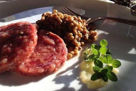 Cotechino e lenticchie tradizionale o co