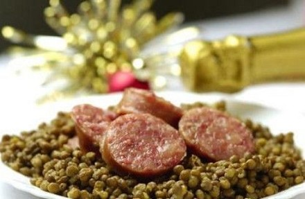 Cotechino e lenticchie rosse: ricette ve