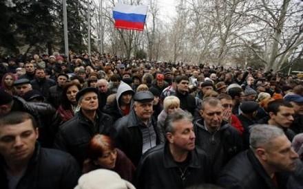Crisi Crimea e Russia 2014: borsa Usa, E