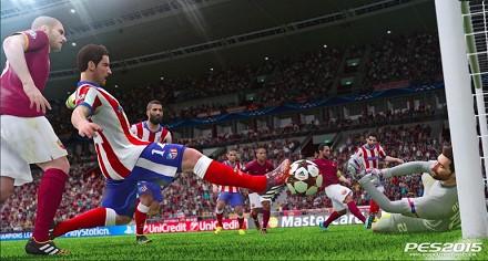 FIFA 15 e PES 2015: la versione finale K