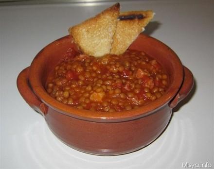 Ricetta Capodanno 2016: lenticchie rosse