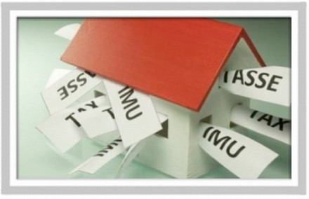 Tasi e Imu 2014: seconda rata, saldo Mil