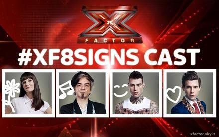 X Factor: streaming gratis live oggi pun