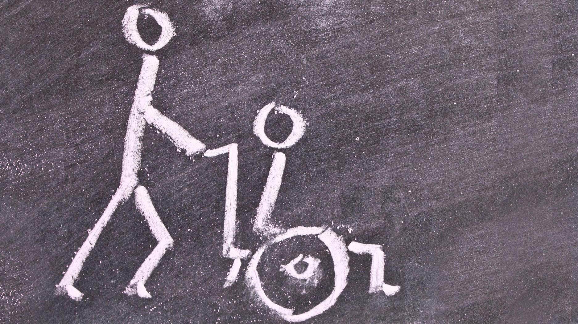 Accompagnatori di invalidi in Italia, ec