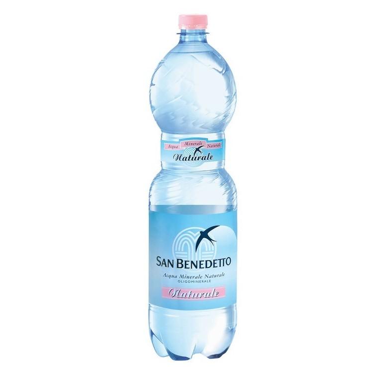 Acqua contaminata, lotto bottigliette Sa