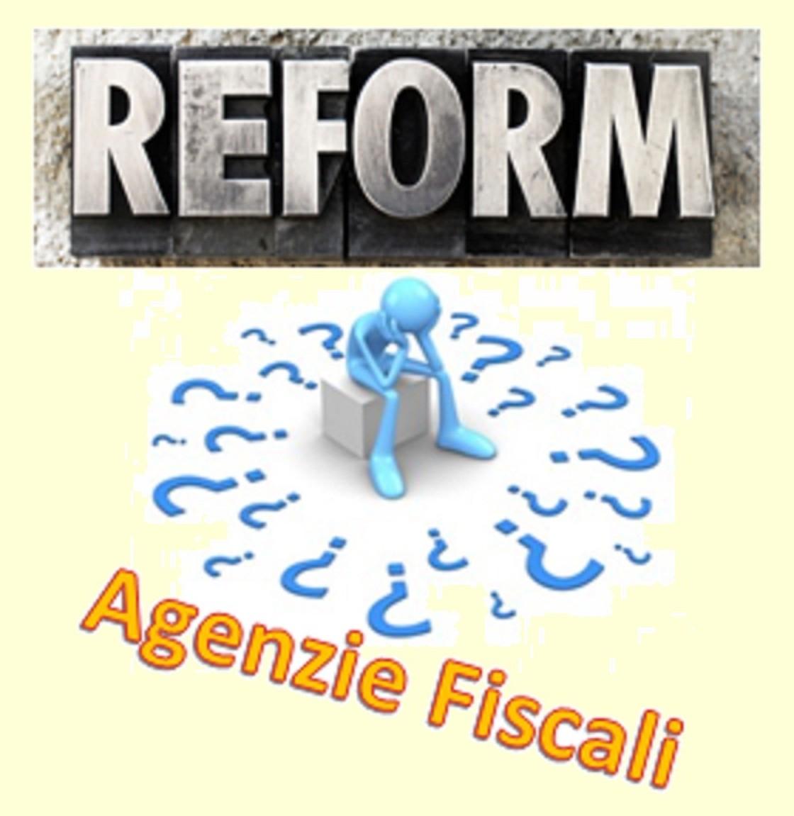 Agenzie fiscali: accordo con Agenzia Ent