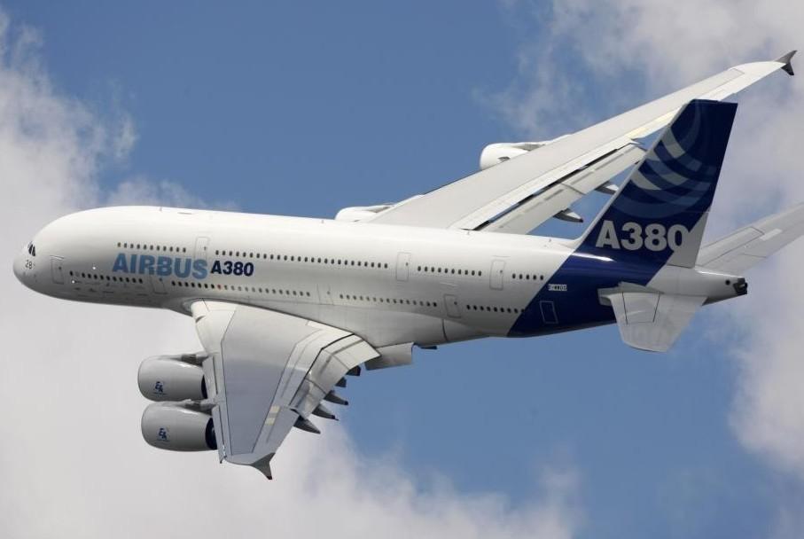 Airbus 380, stop produzione e rischio es