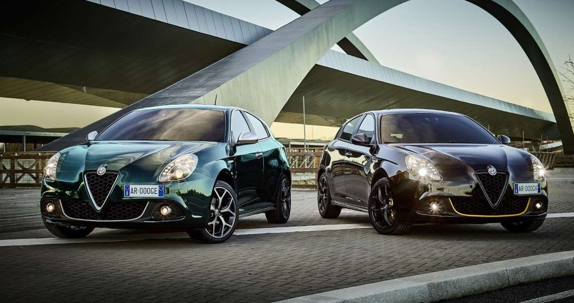 Alfa Romeo Giulietta attuale e nuovo mod