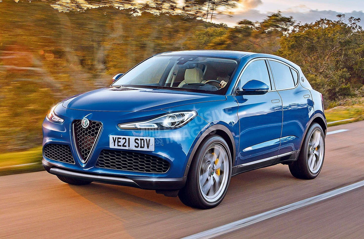 Alfa Romeo Stelvio 2019-2020 nuovo model