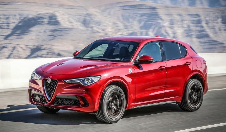 I nuovi modelli auto Alfa Romeo in prepa