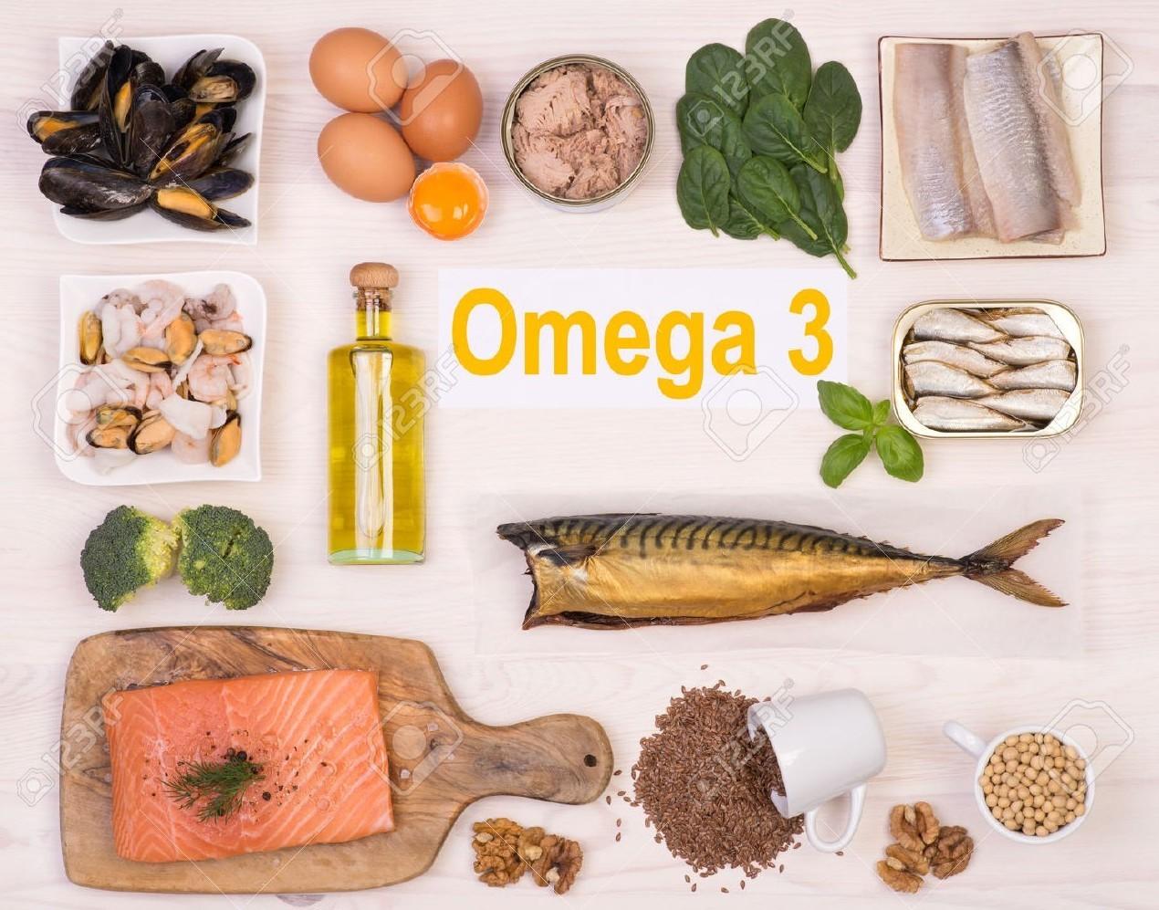 Cibi con Omega 3, quattro benefici: star