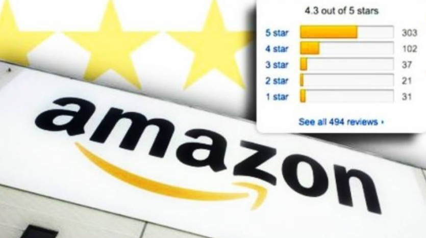 Amazon e le false recensioni, un sistema