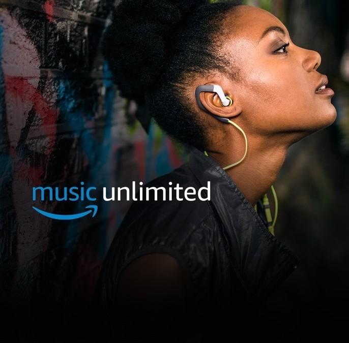Amazon lancia Amazon Music Unlimited in