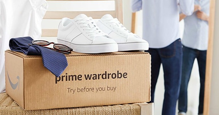 Amazon, nuovo servizio Wardrobe. Si sceg