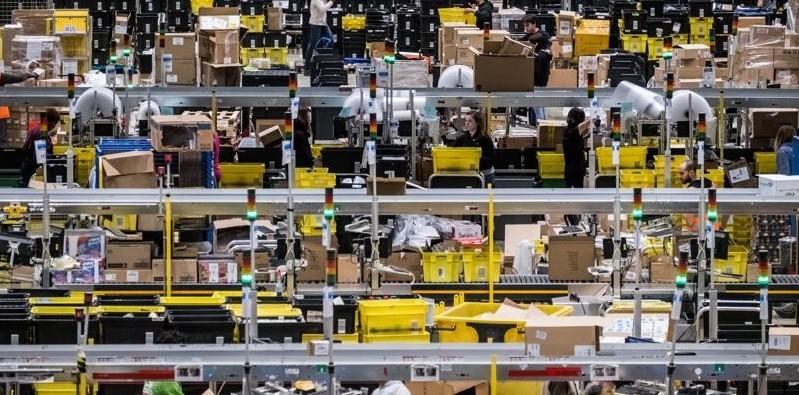 Amazon, lanciata iniziativa Tu sfrutti i