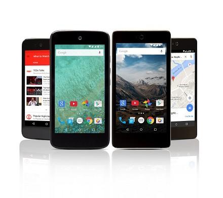 Android 5.1 e 5.0, 5.0.1 e 5.0.2: Samsun
