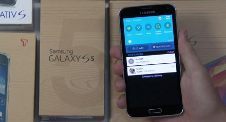 Android 5, 5.0.1, 5.0.2, 5.1: Samsung Ga