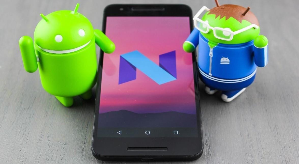 Android 7 e Android 7.1.1: aggiornamenti