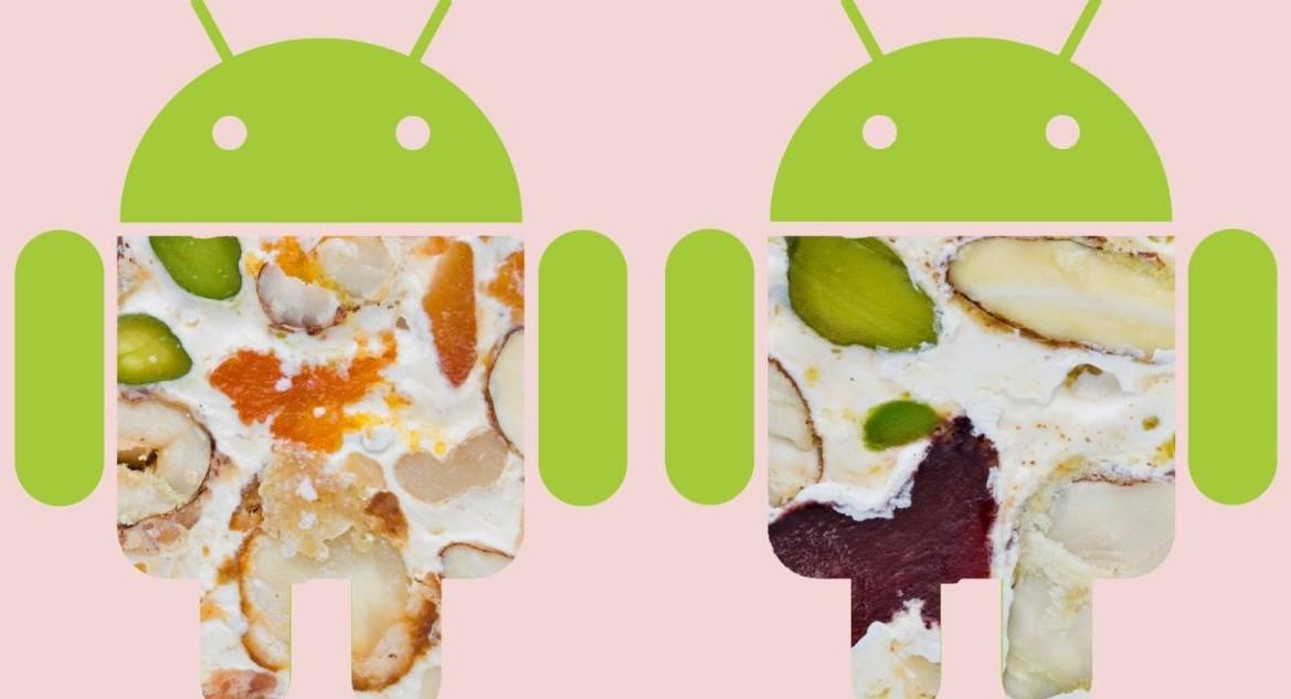 Android 7 Samsung Galaxy S7, Htc, Nexus