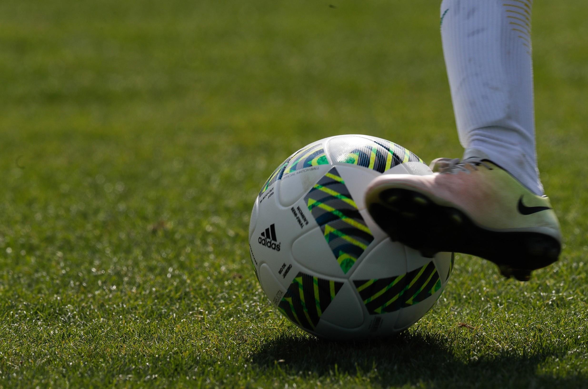 Applicazione calcio importante intercett