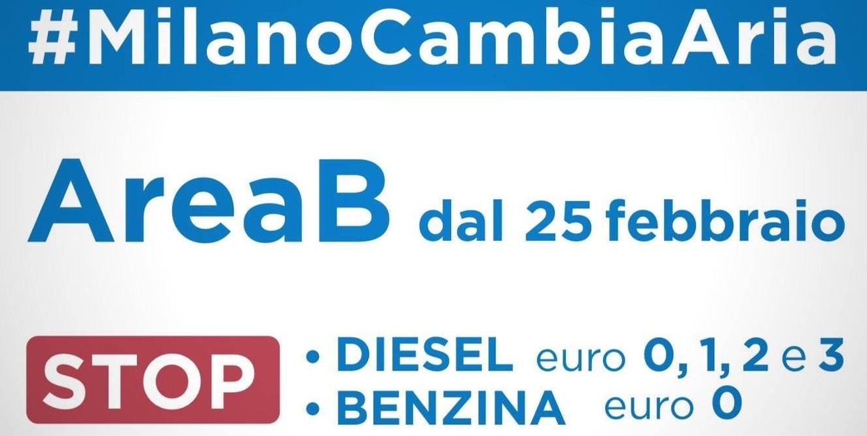 Area B Milano 2019 come funziona da lune