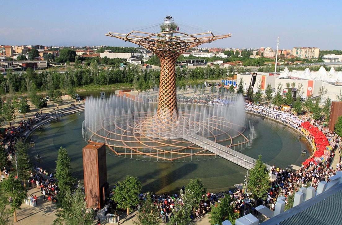 Area E-Expo Milano: la città del futuro,