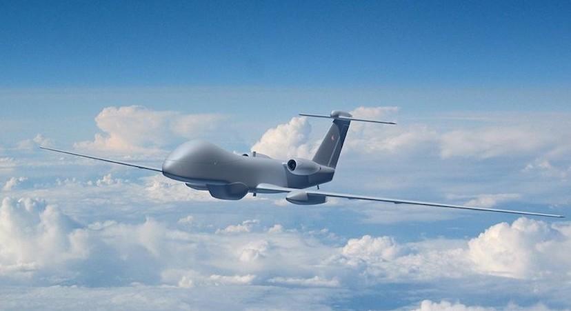 Drone, difesa europea. European Male Dro