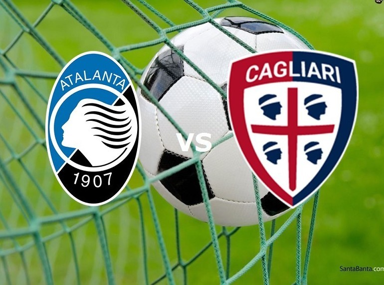 Atalanta Cagliari streaming live gratis.