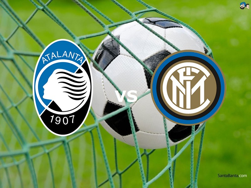Atalanta Inter streaming live gratis per