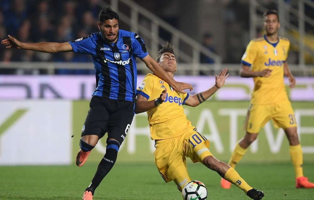 Atalanta Juventus streaming gratis per v