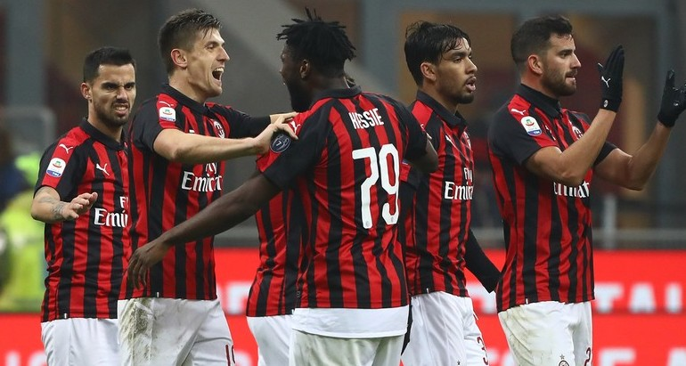 Atalanta Milan streaming gratis su siti