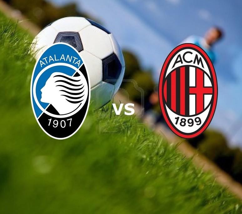 Atalanta Milan streaming gratis live dir