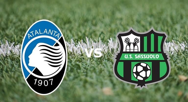 Atalanta Sassuolo streaming live gratis