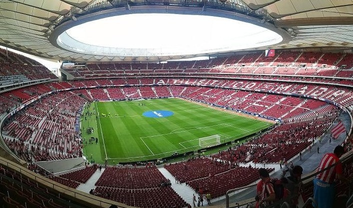 Atletico Madrid Roma streaming oggi live