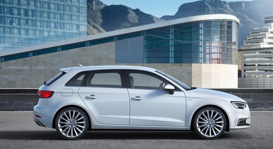 Audi A3, Audi Q5, Audi TT Coupé offerte