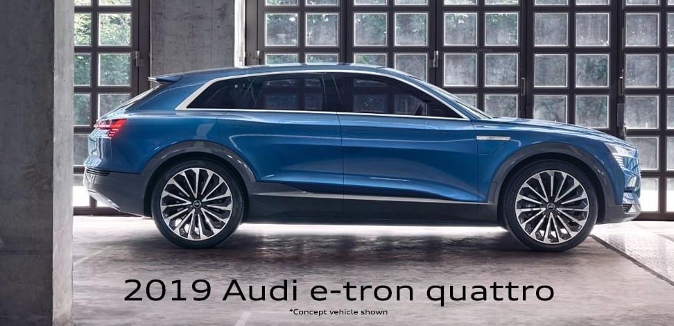 Audi Q3 2019, Audi Q2, Audi e-tron nuovi