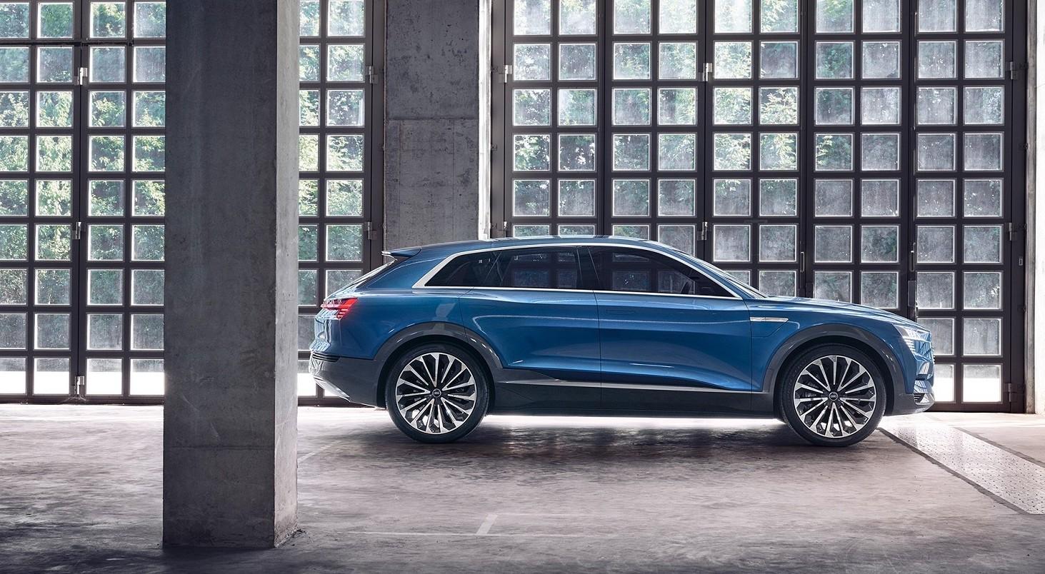 Audi e-tron, l'hypercar elettrica co
