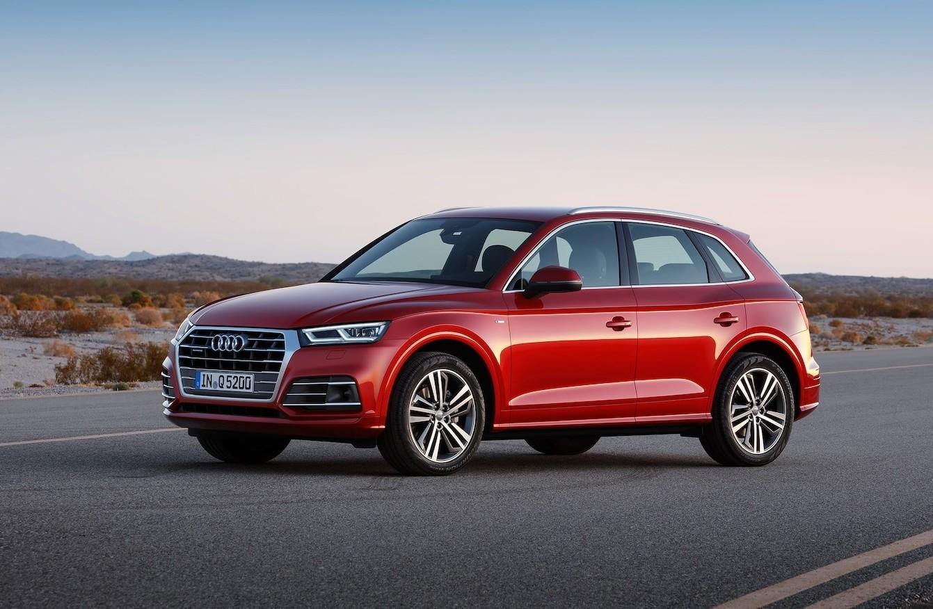 Audi Q2, Q5 e Q8 Suv e Crossover Audi nu