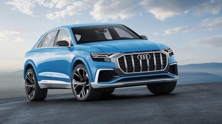 Nuove auto Audi 2019 dal Suv Q4 ai nuovi